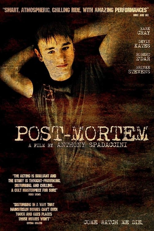Assistir Filme Post-Mortem Com Legendas On-Line