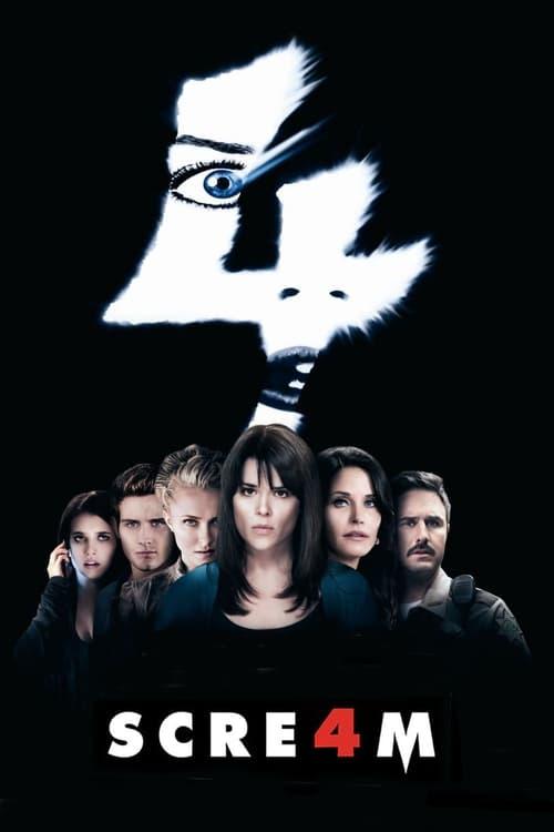 Scream 4 - Poster