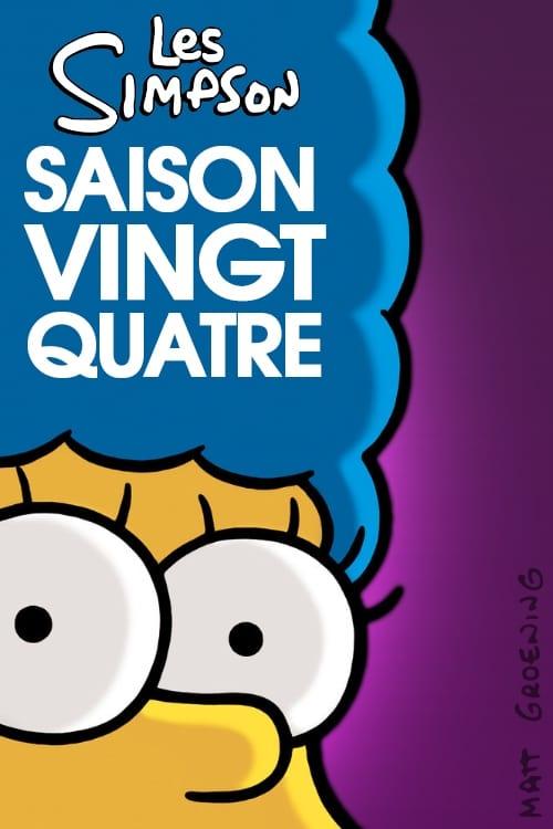 Les Simpson: Saison 24
