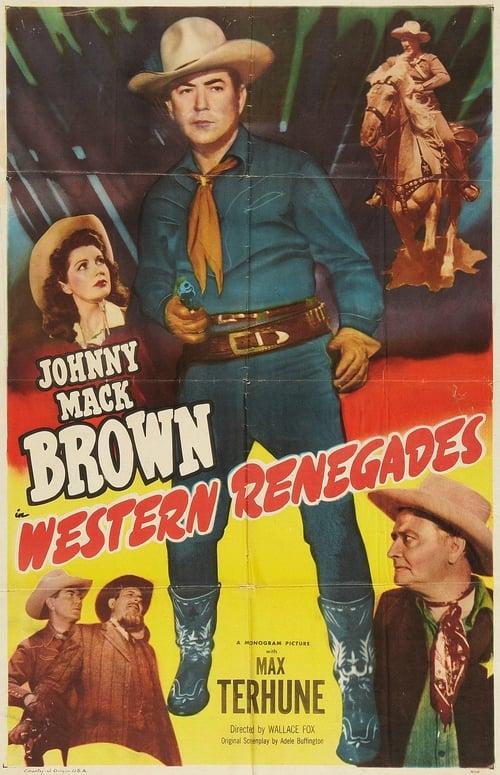 Mira La Película Western Renegades Doblada Por Completo