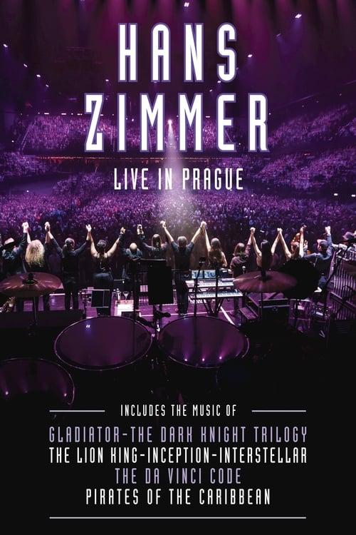 Hans Zimmer: Live in Prague - Poster