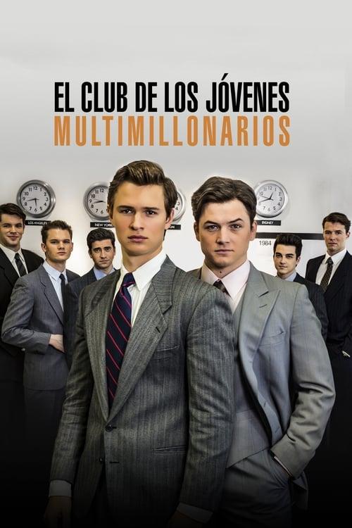 Mira La Película El club de los jóvenes multimillonarios Doblada En Español