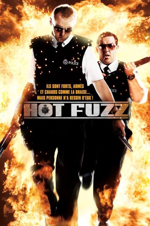 Visualiser Hot Fuzz (2007) streaming Amazon Prime Video