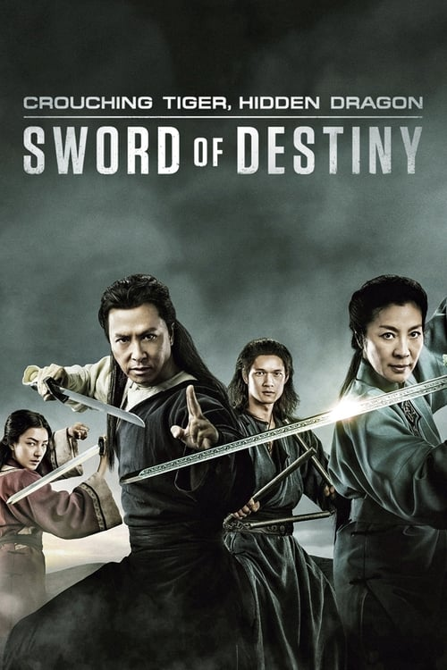 Download Crouching Tiger, Hidden Dragon: Sword of Destiny (2016) Best Quality Movie