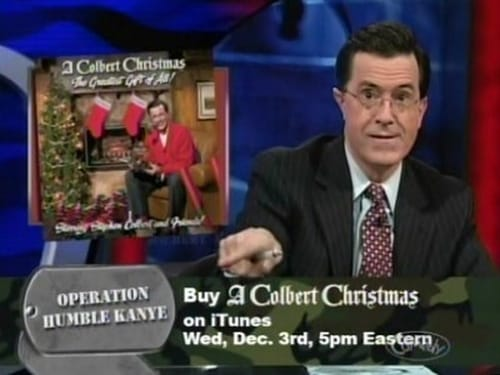 The Colbert Report: Season 4 – Episode Khaled Hosseini, Roland Fryer