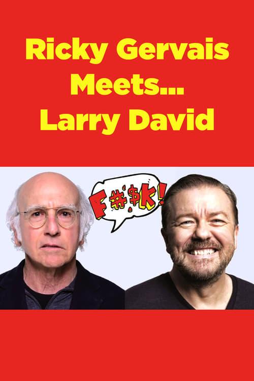 Assistir Ricky Gervais Meets... Larry David Completamente Grátis