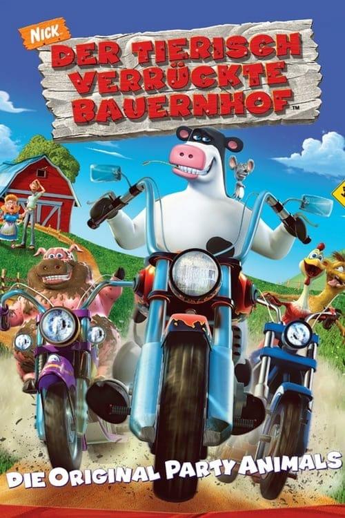 Der tierisch verrückte Bauernhof - Animation / 2006 / ab 0 Jahre