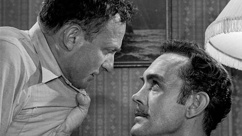 The Twilight Zone: Season 2 – Épisode Nervous Man in a Four Dollar Room