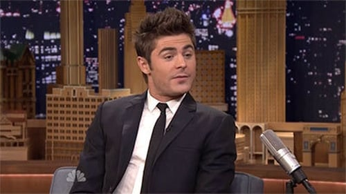 The Tonight Show Starring Jimmy Fallon: Season 1 – Episode Zac Efron, Guy Fieri, Sarah McLachlan