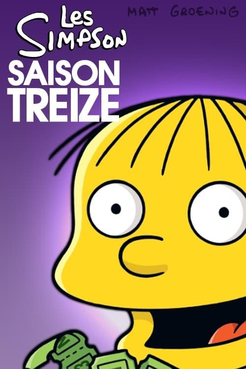 Les Simpson: Saison 13