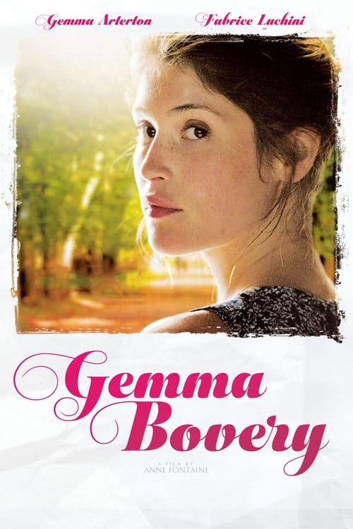 The poster of Gemma Bovery