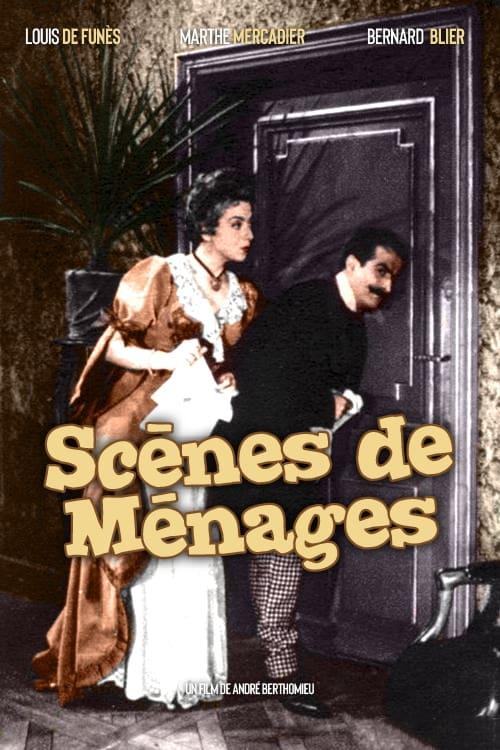 Assistir Filme Scènes de ménage Em Português