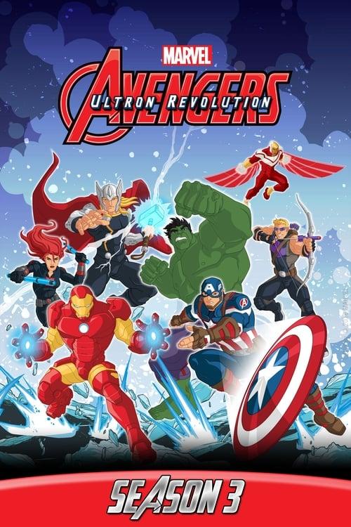 Marvel's Avengers Assemble Season 3