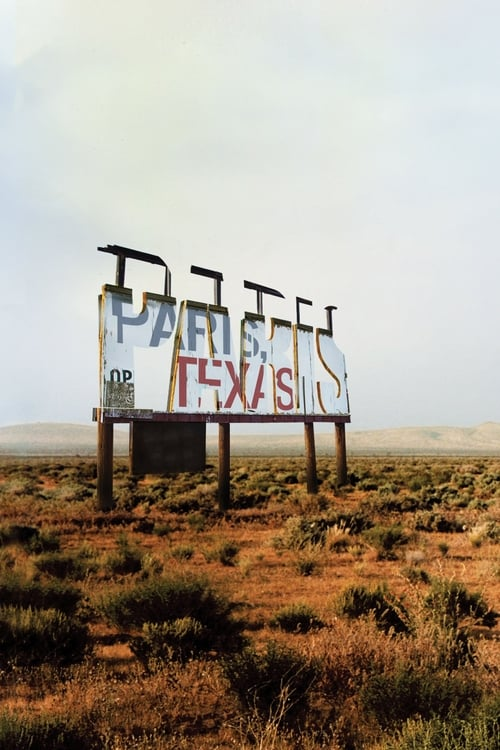 Paris, Texas Affiche de film