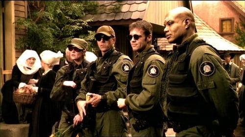 Stargate SG-1: Season 5 – Episode Red Sky