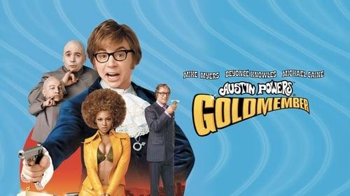 Austin Powers en Miembro de Oro