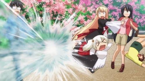 Poster della serie Hakone-chan
