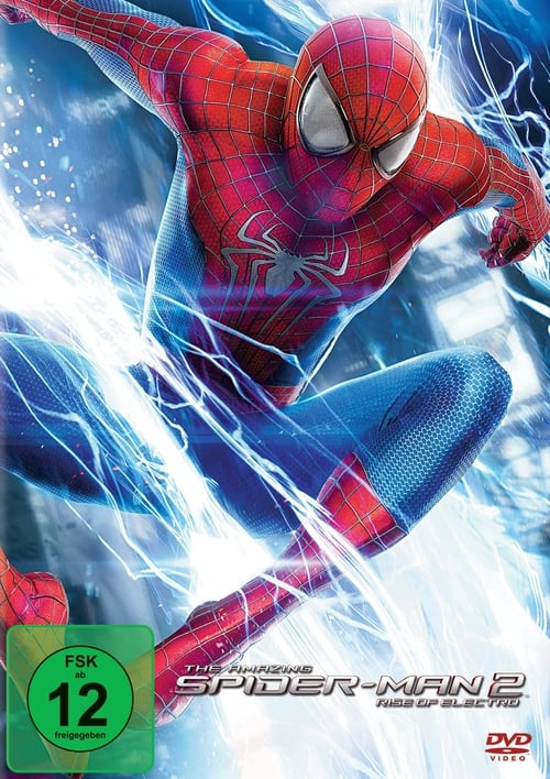 The Amazing Spider-Man 2: Rise of Electro - Action / 2014 / ab 12 Jahre