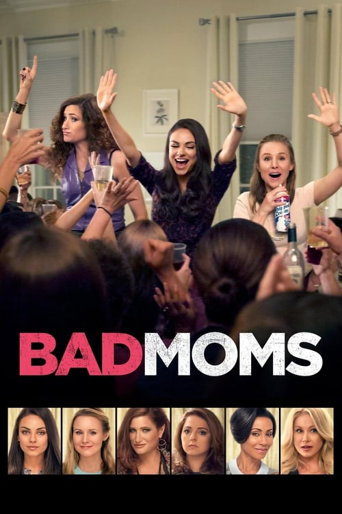 Largescale poster for Bad Moms
