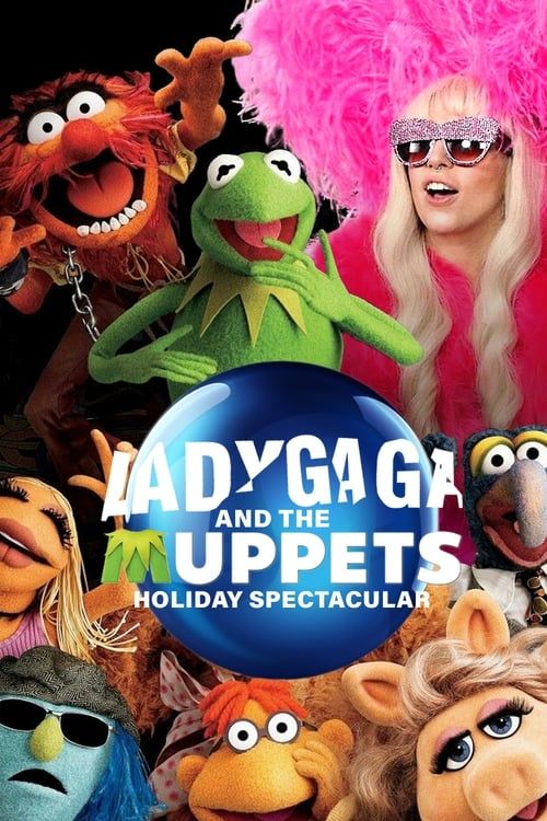 Lady Gaga and the Muppets Holiday Spectacular (2013) Poster