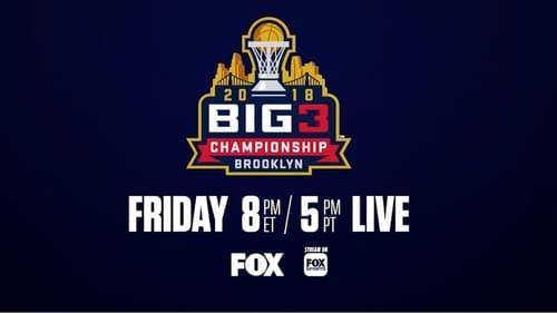 BIG3 Basketball: Championship in Brooklyn