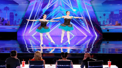 America's Got Talent: Season 11 – Épisode Auditions Week 2