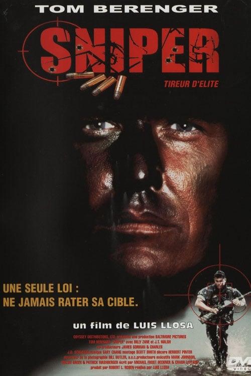 [720p] Sniper : Tireur d'élite (1993) streaming Disney+ HD