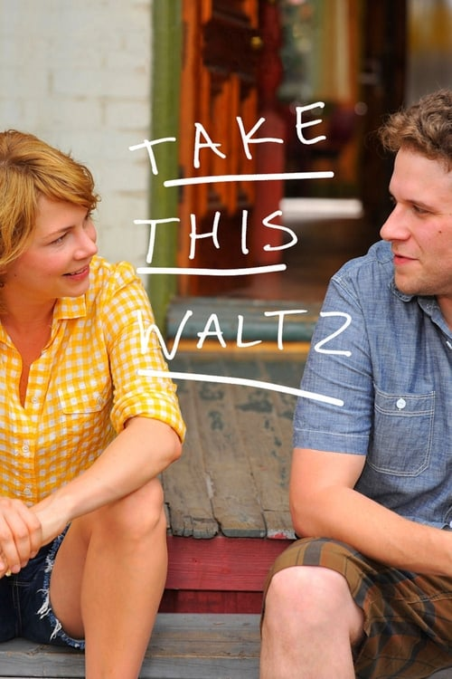 The poster of Take This Waltz