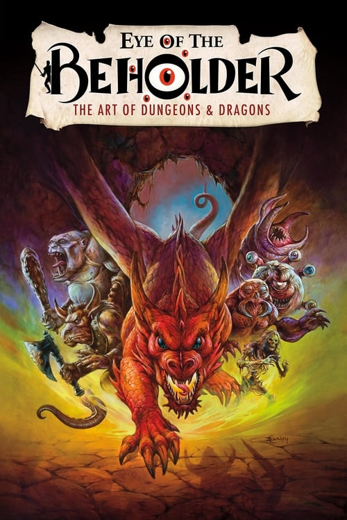 Eye of the Beholder: The Art of Dungeons & Dragons (2018)