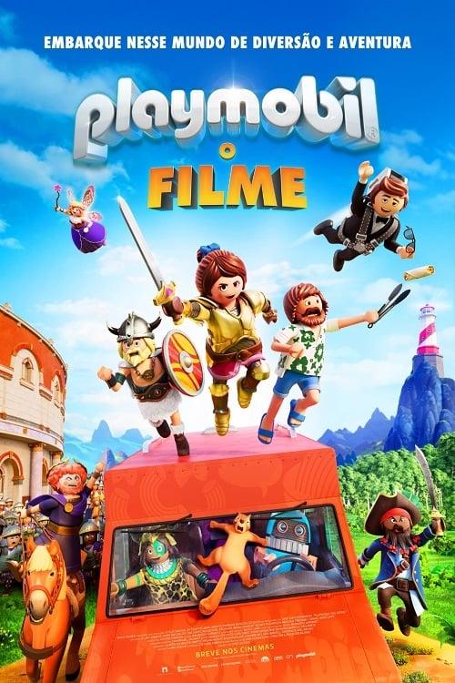 Assistir Playmobil - O Filme