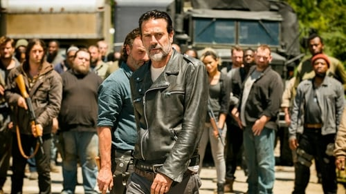 The Walking Dead - Season 7 - Episode 4: Service
