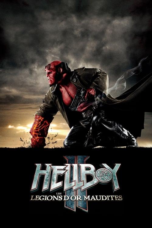 Hellboy II : Les Légions d'or maudites (2008)