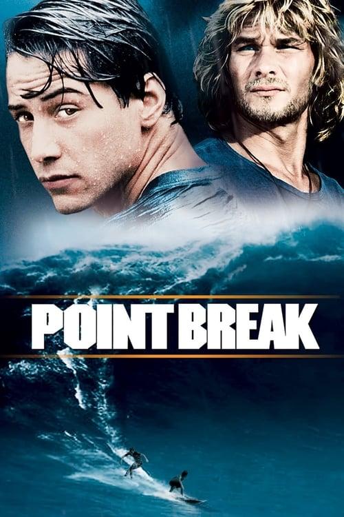 Point Break - Poster