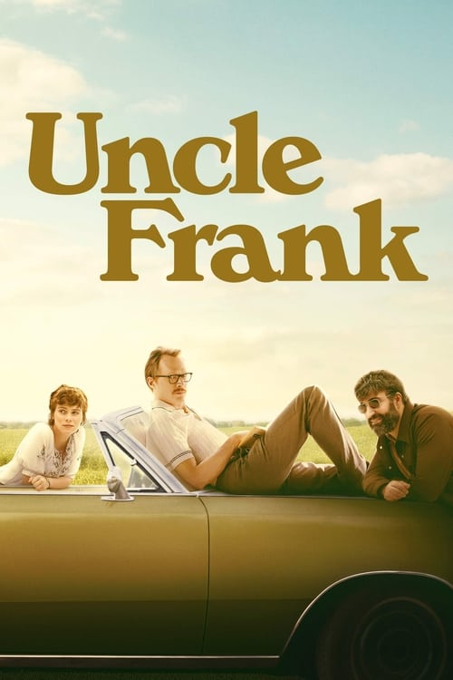 Largescale poster for Uncle Frank