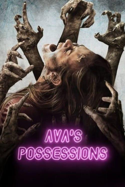 Ava's Possessions (2015) Poster