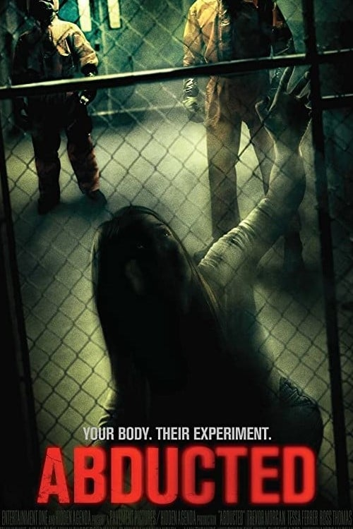 The poster of Abducted