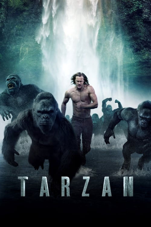 [HD] Tarzan (2016) streaming Disney+ HD