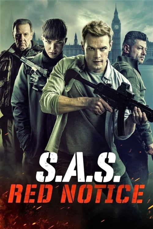 SAS: Red Notice (2021) Poster