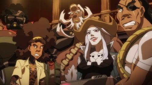 Poster della serie Cannon Busters