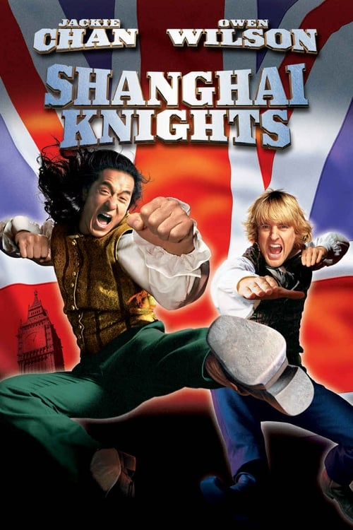 Largescale poster for Shanghai Knights