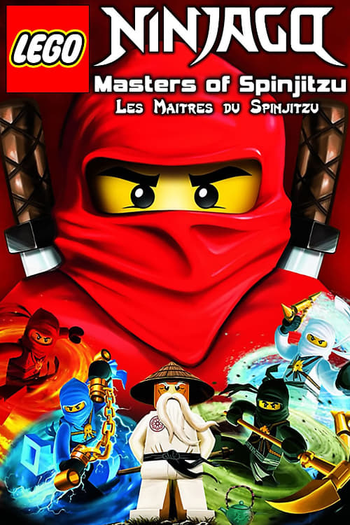 Lego Ninjago : Les maîtres du Spinjitzu (2012)