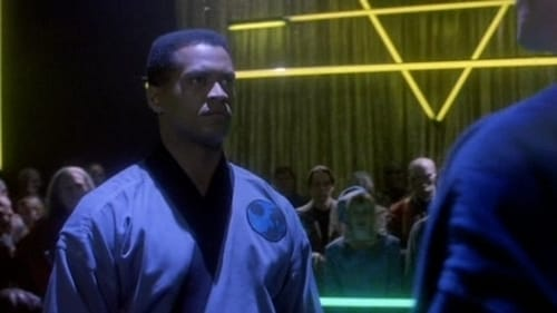 Babylon 5 1994 Youtube: Signs and Portents – Episode TKO