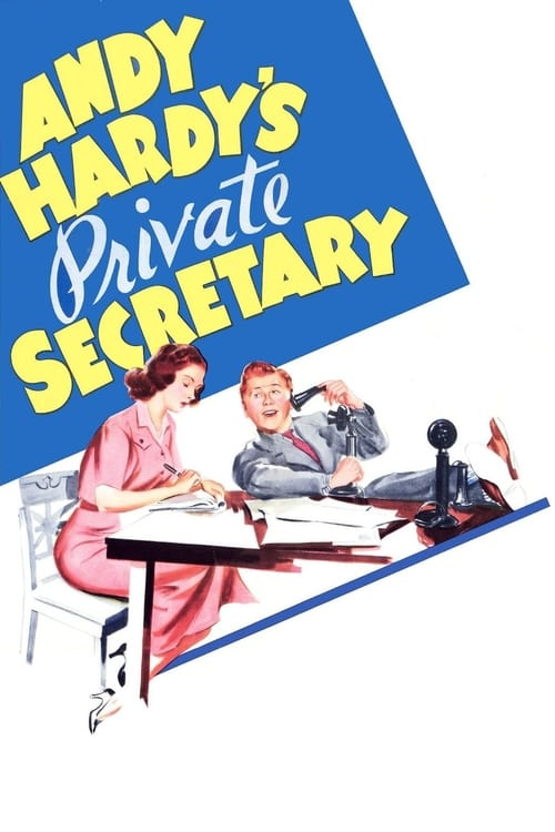 Descargar Película Andy Hardy's Private Secretary Gratis
