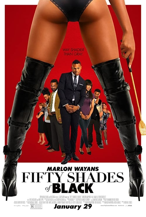 Download Fifty Shades of Black (2016) Movie Free Online