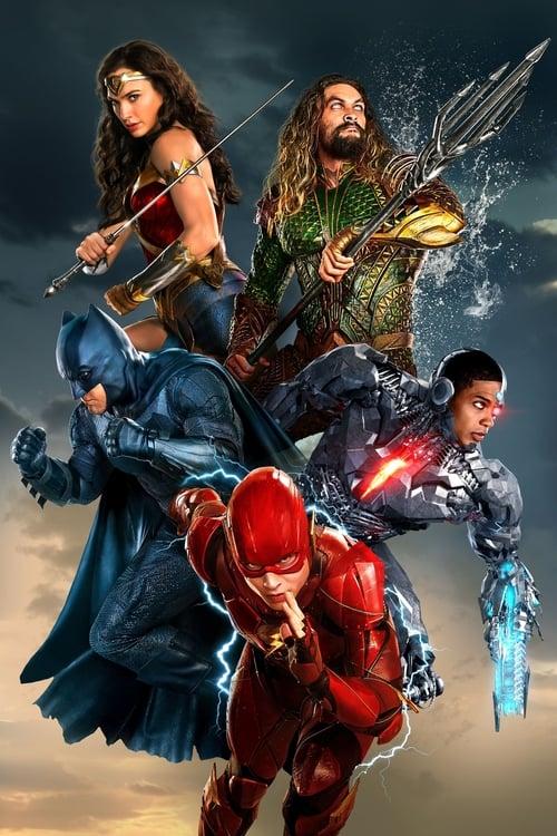 Justice League Wer