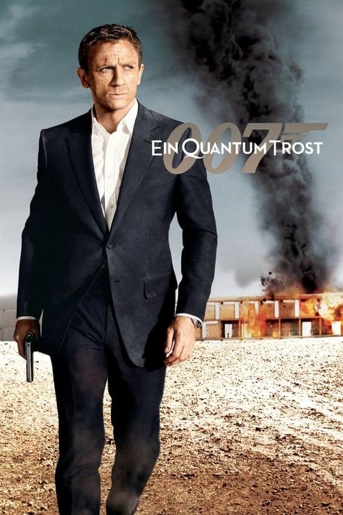 James Bond 007 - Ein Quantum Trost - Abenteuer / 2008 / ab 12 Jahre