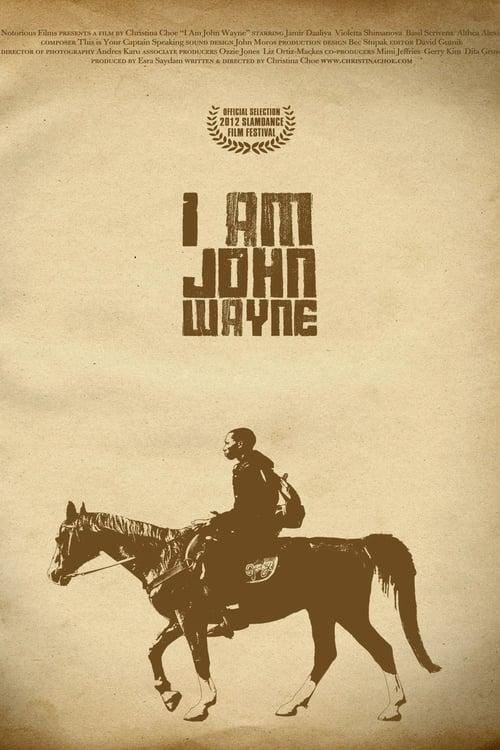 I Am John Wayne