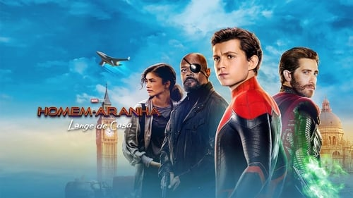 Spider-Man: Far From Home - It's time to step up. - Azwaad Movie Database