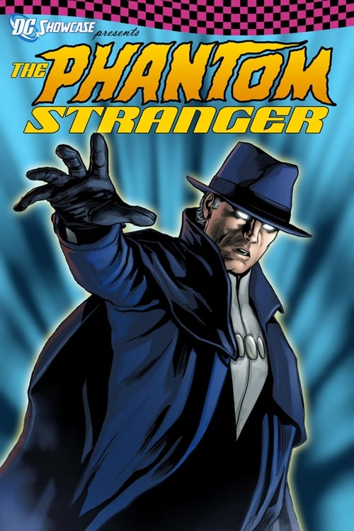 Image DC Showcase: The Phantom Stranger