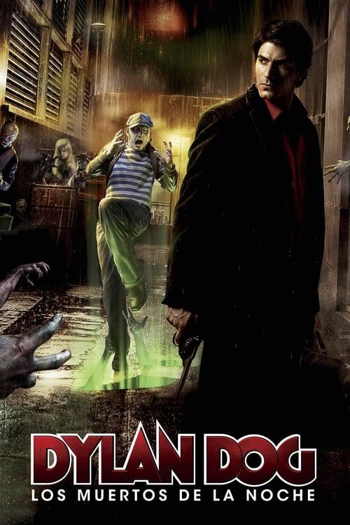 Película Dylan Dog: Los muertos de la noche En Buena Calidad Hd 720p